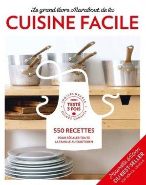 Le grand livre Marabout de la cuisine facile - Marabout - 9782501142380 -
