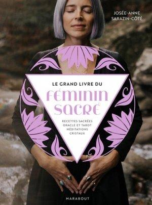 Le grand livre du Féminin sacré - marabout - 9782501144322 -