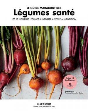 Le guide Marabout des super légumes - Marabout - 9782501145107 -