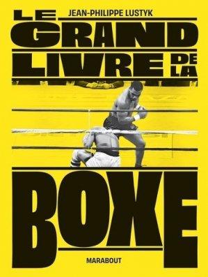 Le grand livre de la boxe - Marabout - 9782501147484 -