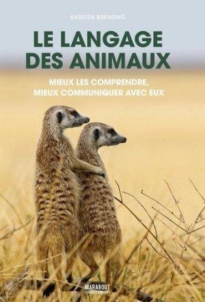 Le langage des animaux - marabout - 9782501147521 -