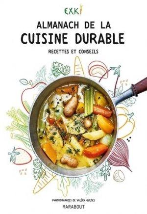 Le manuel de la cuisine durable Exki - Marabout - 9782501148986 -