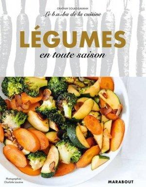 Légumes en toute saison - Marabout - 9782501149013 -