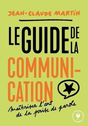 Le guide de la communication - Marabout - 9782501150446 -