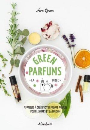 Le guide des parfums pour débutants - Marabout - 9782501152808 -
