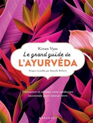 Le grand guide de l'ayurvéda - marabout - 9782501154116 -