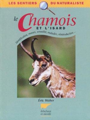 Le chamois et l'isard - delachaux et niestle - 9782603012192 -
