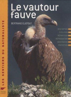 Le vautour fauve - delachaux et niestle - 9782603014363 -