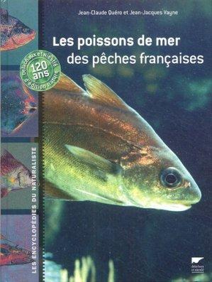 Les poissons des pêches françaises - delachaux et niestle - 9782603014561 -