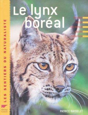 Le lynx boréal - delachaux et niestle - 9782603014677 -