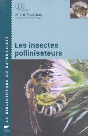 Les insectes pollinisateurs - delachaux et niestle - 9782603014745 -
