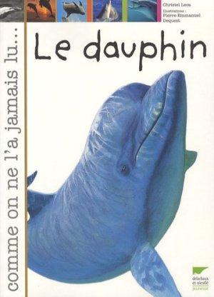 Le dauphin - delachaux et niestle - 9782603015025 -