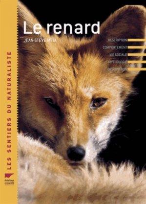 Le renard - delachaux et niestle - 9782603015285 -