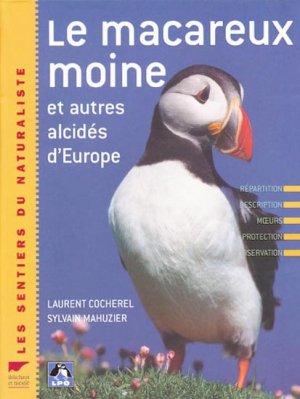 Le macareux moine et autres alcidés d'Europe - delachaux et niestle - 9782603015568 -