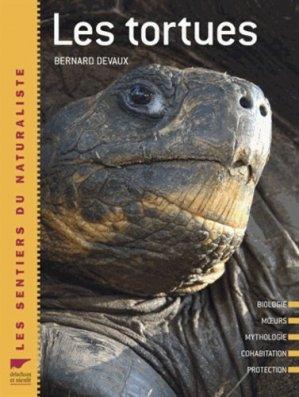 Les tortues - delachaux et niestle - 9782603017517 -