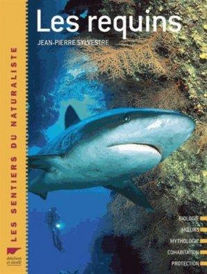 Les requins - delachaux et niestle - 9782603017524 -