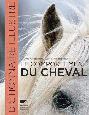 Le comportement du cheval - delachaux et niestle - 9782603018477 -