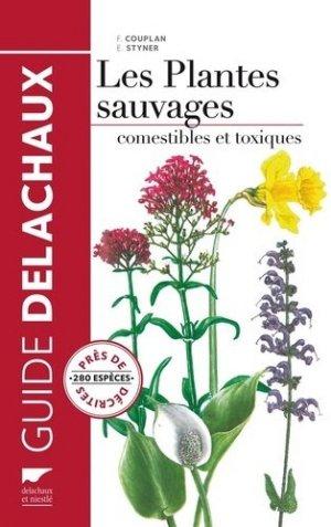 Les plantes sauvages - delachaux et niestle - 9782603020173