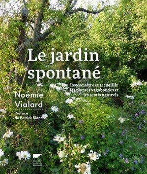Le jardin spontané - delachaux et niestle - 9782603020302 -