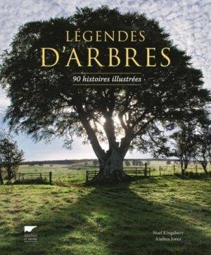 Légendes d'arbres 90 histoires illustrées - delachaux et niestle - 9782603021934