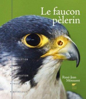 Le Faucon Pèlerin - delachaux et niestle - 9782603024546 -