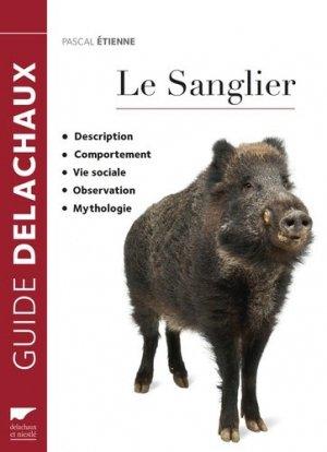 Le sanglier - delachaux et niestle - 9782603024751 -