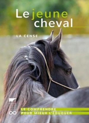 Le Jeune cheval - delachaux et niestle - 9782603025208 -