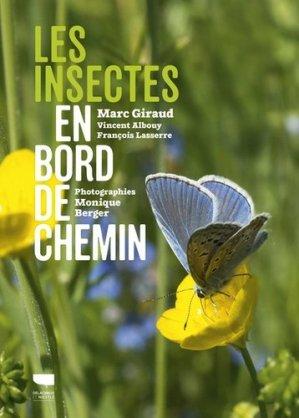 Les insectes en bord de chemin - delachaux et niestlé - 9782603025581 -