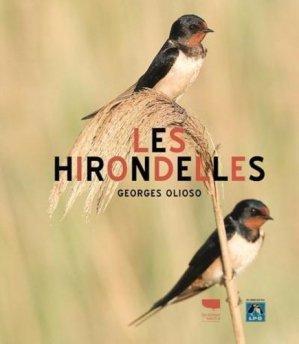Les hirondelles - delachaux et niestlé - 9782603026854 -