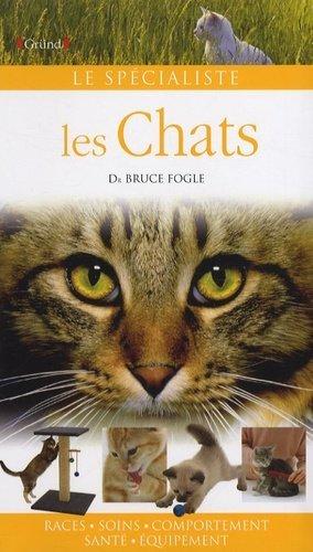 Les Chats - Gründ - 9782700016376 -