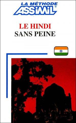 Le Hindi - Débutants et Faux-débutants - assimil - 9782700501728 -