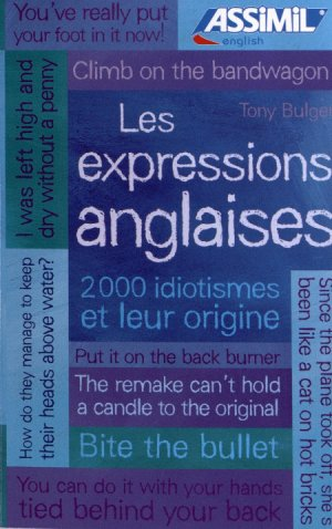 Les Expressions Anglaises - assimil - 9782700505603 -