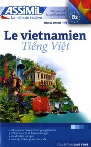 Le vietnamien B2 - assimil - 9782700506914 -