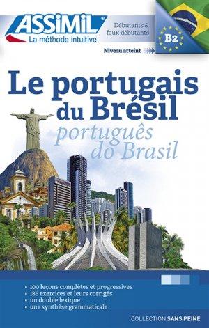 Le Portugais du Brésil - Portugês do Brasil - Débutants et Faux-débutants - assimil - 9782700507072 -