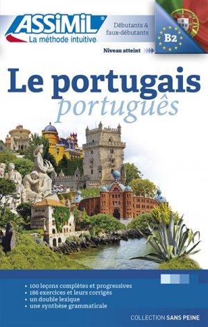 Le Portugais - Portugês - Débutants et Faux-débutants - assimil - 9782700507201 -