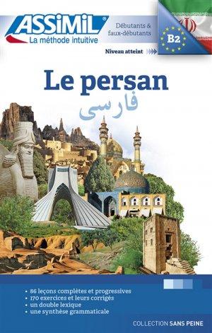 Le Persan - Débutants et Faux-débutants - assimil - 9782700507591 -