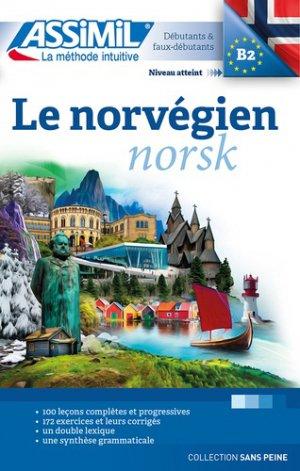 Le norvégien - assimil - 9782700508406