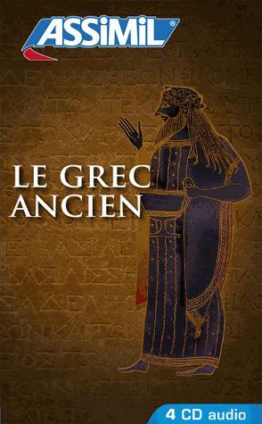 CD - Le Grec Ancien - Débutants et Faux-débutants - assimil - 9782700512083 -