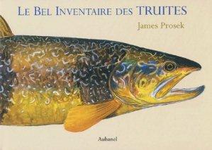 Le Bel Inventaire des truites - aubanel - 9782700603255 -