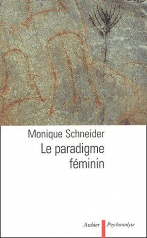 Le paradigme féminin - aubier - 9782700724288 -