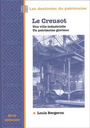 Le Creusot - belin - 9782701125787 -