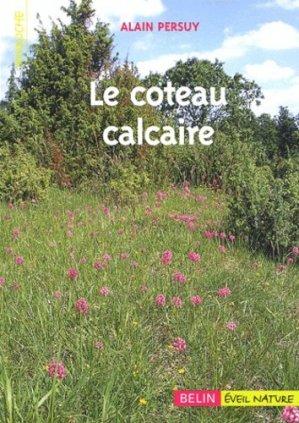 Le coteau calcaire - belin - 9782701138794 -