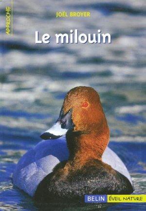Le milouin - belin / éveil nature - 9782701141480 -