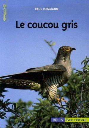 Le coucou gris - belin / éveil nature - 9782701142944 -