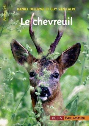 Le chevreuil - belin / éveil nature - 9782701146263 -