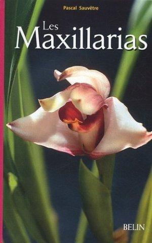 Les Maxillarias - belin - 9782701146454