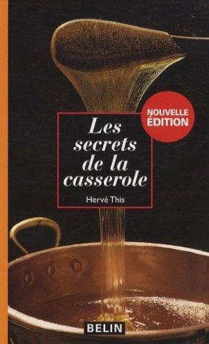 Les secrets de la casserole - belin - 9782701149745 -