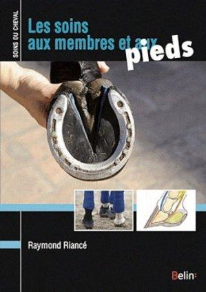 Les soins aux membres et aux pieds - Belin - 9782701156569 -