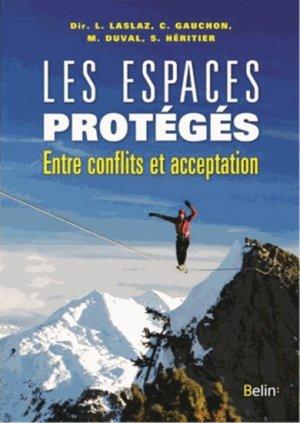 Les espaces protégés - belin - 9782701189635 -