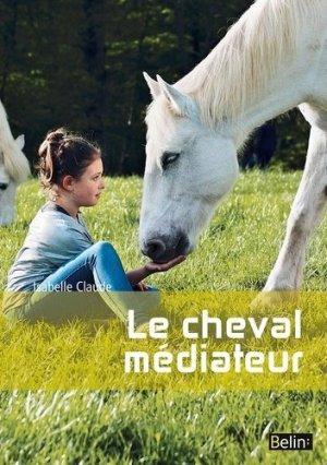 Le cheval médiateur - belin - 9782701193892 -